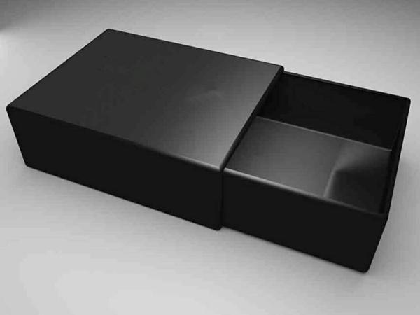 精装盒实物图