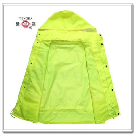 交通用反光雨衣厂家