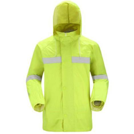 警示工作服雨衣定制
