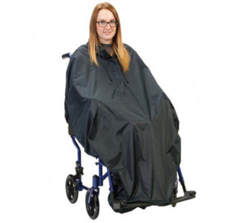 轮椅雨披厂家