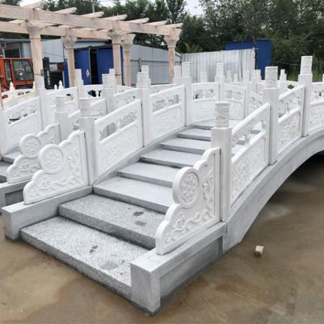 汉白玉石栏杆生产商