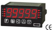 5位數類比輸入5段警報控制&信號模擬輸...