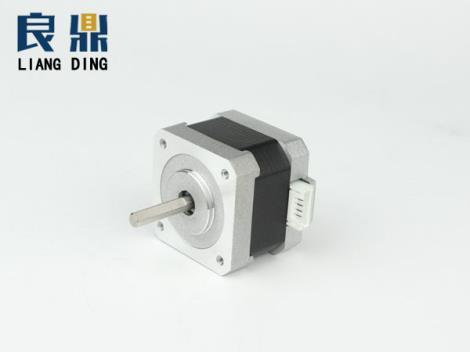 0.9°42mm两相混合式步进电机