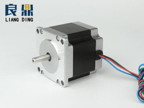0.9°57mm两相混合式步进电机