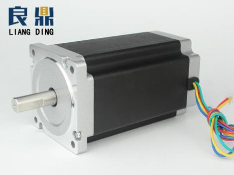 1.8°86mm两相混合式步进电机