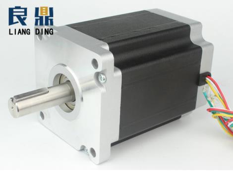 1.8°110mm两相混合式步进电机