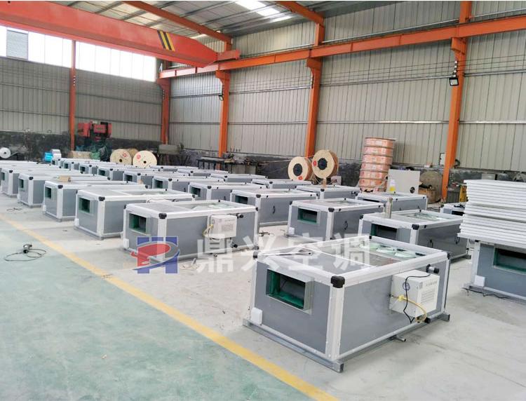 郑州生产热回收新风机
