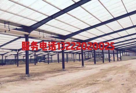 鋼結構廠房價格