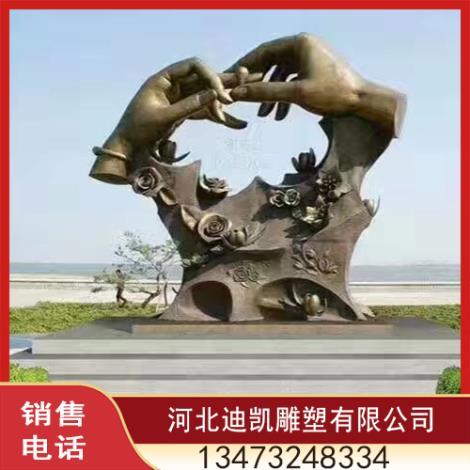 铜雕塑生产商