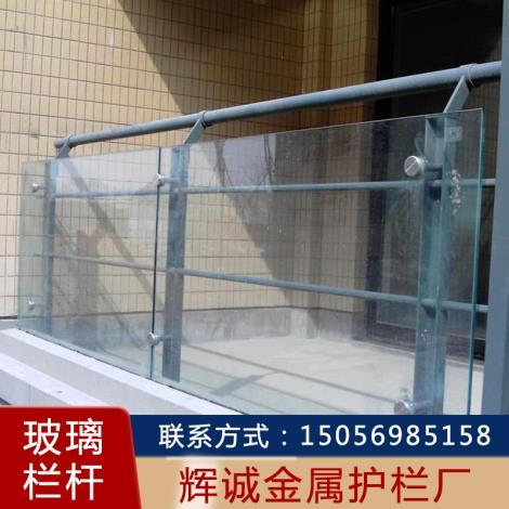 玻璃栏杆安装