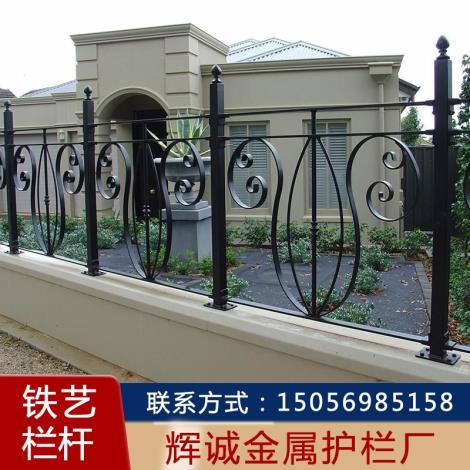 铁艺栏杆安装