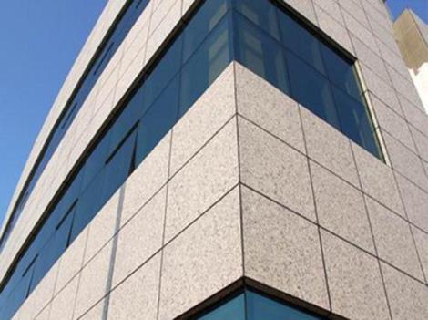 托板式大理石材幕墙