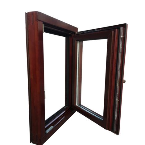 木铝复合窗