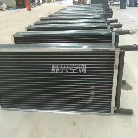 潍坊生产铜管空调表冷器