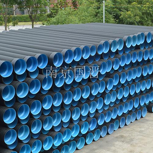 HDPE双壁波纹管厂家