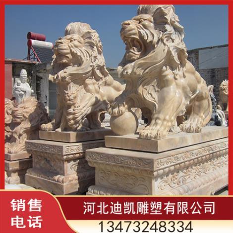 石雕狮子直销