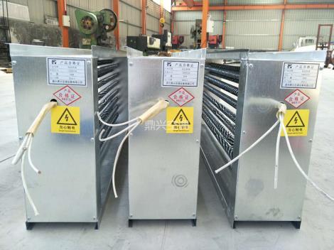 烟台风管辅助电加热器