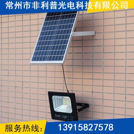景区太阳能投光灯加工