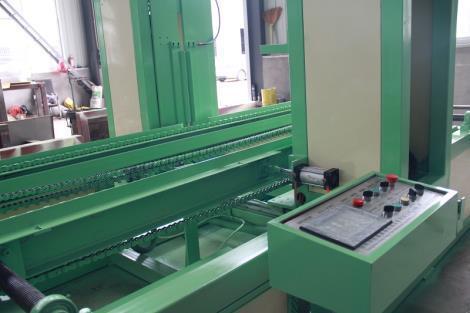 波紋片成型機生產線