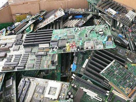 回收廢線路板