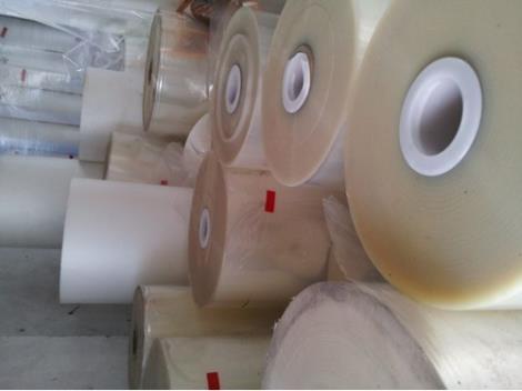 废旧塑料膜边角料类回收