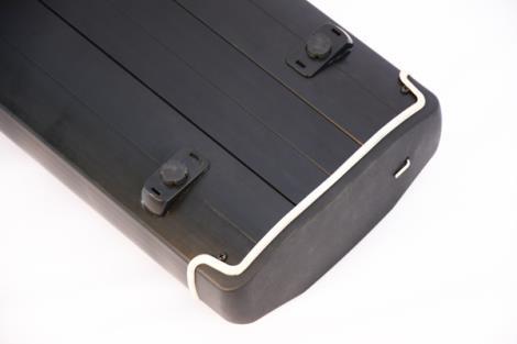 黑色Y-17型双面易拉宝