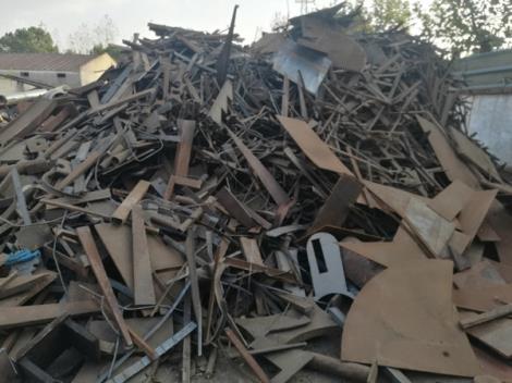 废钢边角料回收