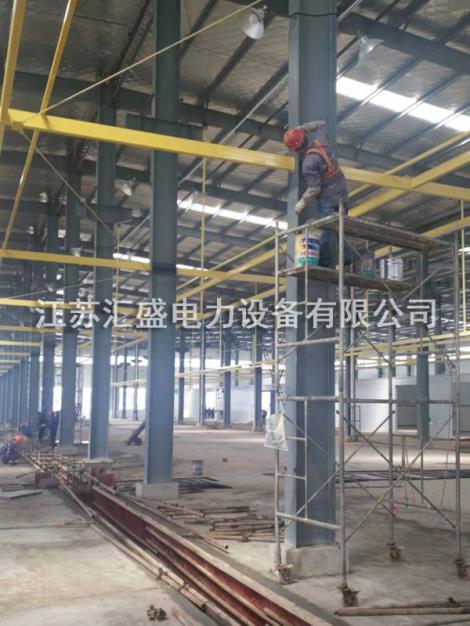 電力母線槽支架及安裝廠家