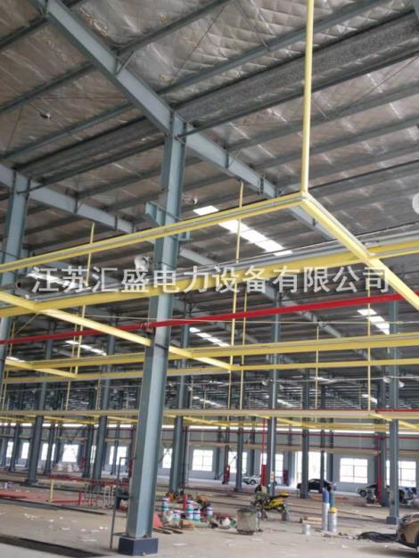 南京電力母線槽支架及安裝