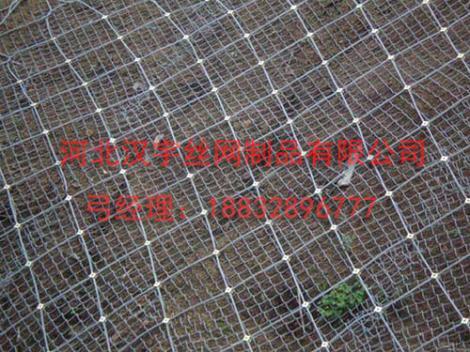 边坡防护网定制