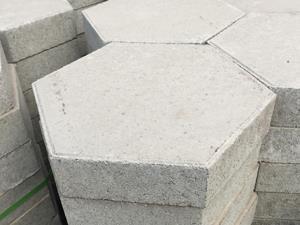 实心六角砖