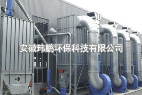 布袋除尘器设备生产商