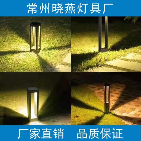 铝型材草坪灯