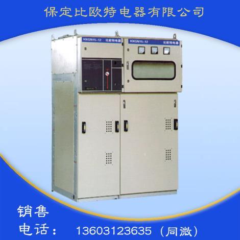 HXGN15-12箱型交流金屬封閉環網開關設備