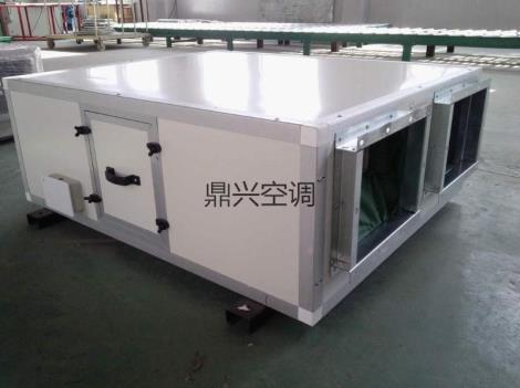 宁夏生产热回收新风机组