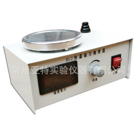 85-2 恒温磁力搅拌器厂家