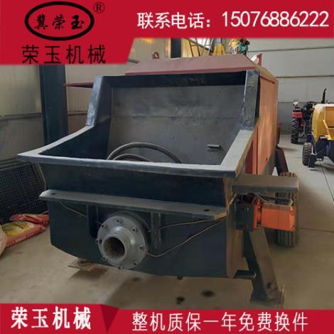 LZ-60型细石混凝土泵