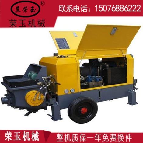 LZ-30型细石混凝土泵供应商