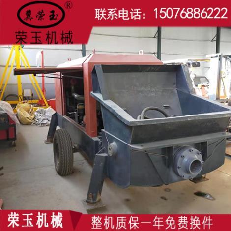 LZ-60型细石混凝土泵哪家好