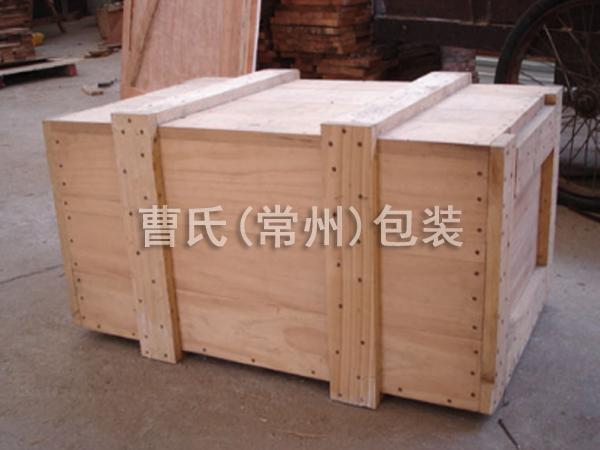 实木包装箱加工厂家
