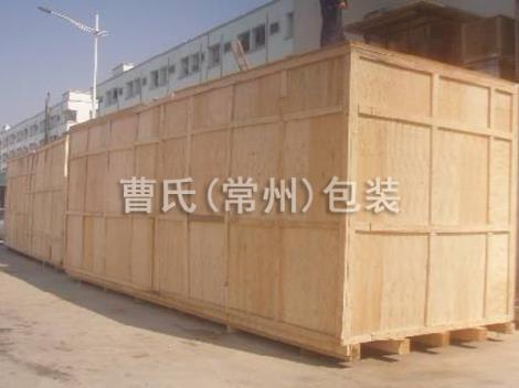 常州大型设备包装箱