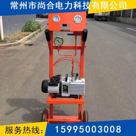 SF6充气小车