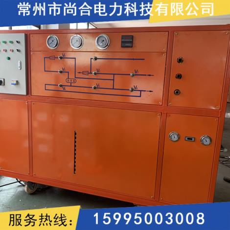 SF6气体充放回收装置