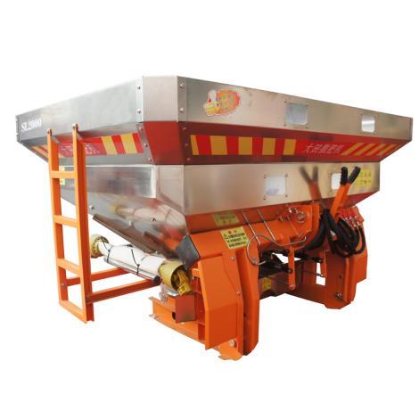 農場專用復合肥撒顆粒化肥撒肥機