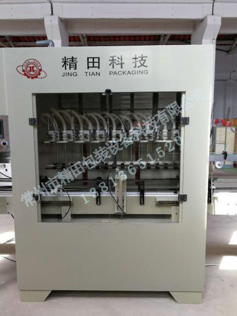 防腐塑料灌裝機