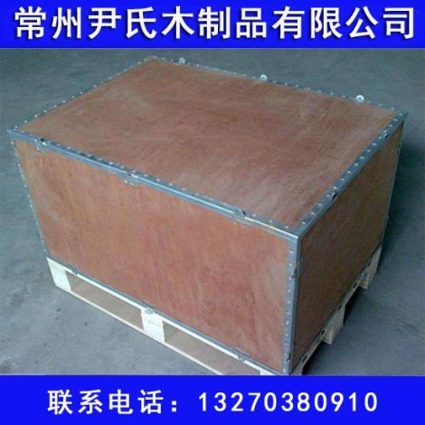 钢带包装箱定制