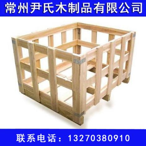 花格包装箱加工