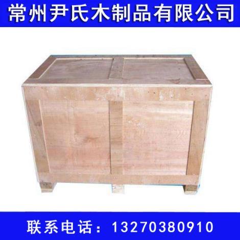 胶合板包装箱加工
