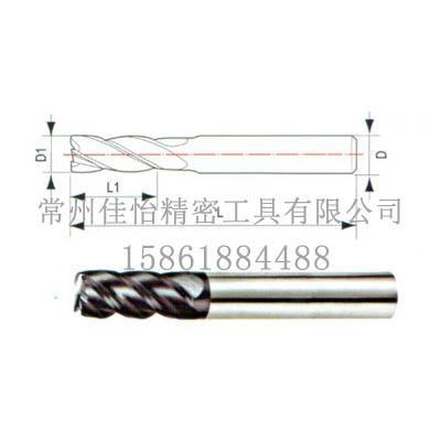 整體硬質合金2 4 刃R角銑刀