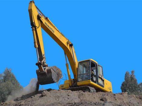 南京挖機出租